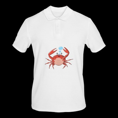Crab - Men's Polo Shirt