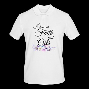 Je cours Faith and Oils - Polo Homme
