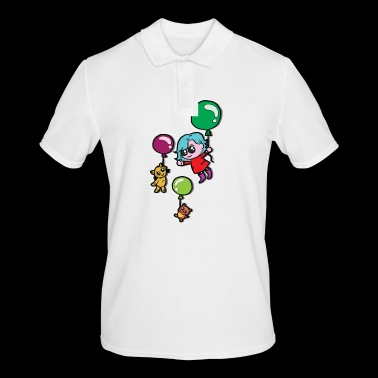 balloons - Men's Polo Shirt