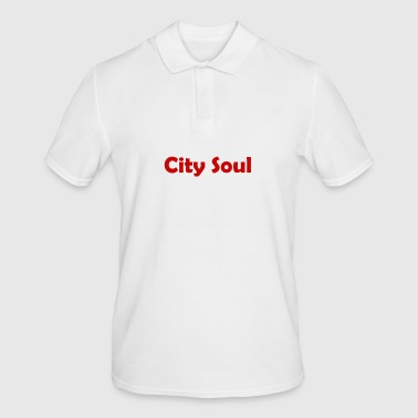 City Soul Original - Men's Polo Shirt