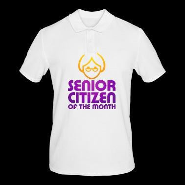 Senior Of The Month - Men's Polo Shirt