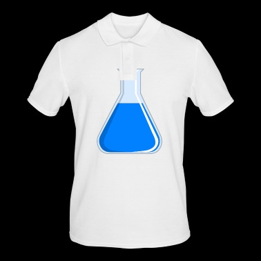 Chemical flasks - Men's Polo Shirt