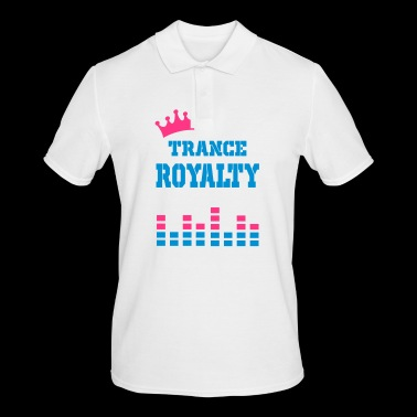 trance royalty - Men's Polo Shirt