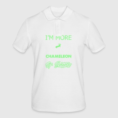 I'm more Confused than a chameleon in a bag - Men's Polo Shirt