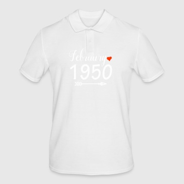February 1950 - Men's Polo Shirt