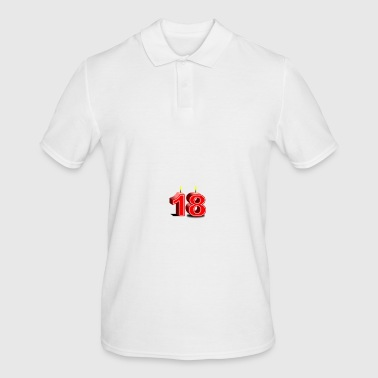 18th birthday - Men's Polo Shirt