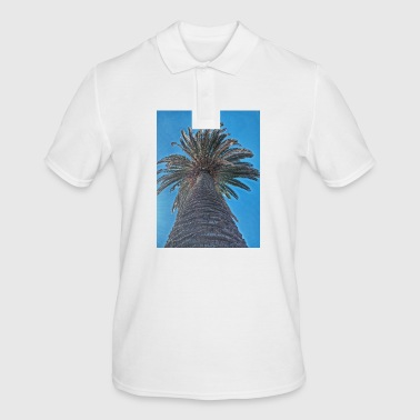 Palm trees - Men's Polo Shirt