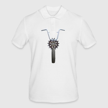 tough ride - Men's Polo Shirt