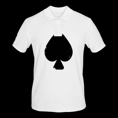 Spades vector - Men's Polo Shirt