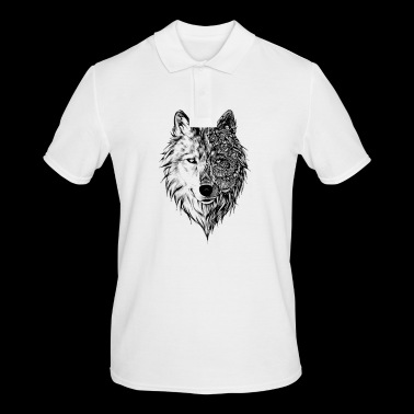 wolf - Men's Polo Shirt