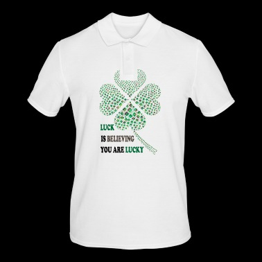 The luck of the Irish - Men's Polo Shirt