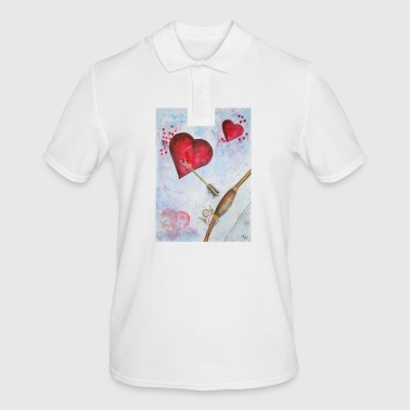 cupid - Men's Polo Shirt