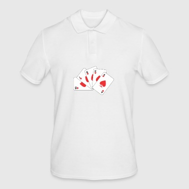 playing card - Men's Polo Shirt