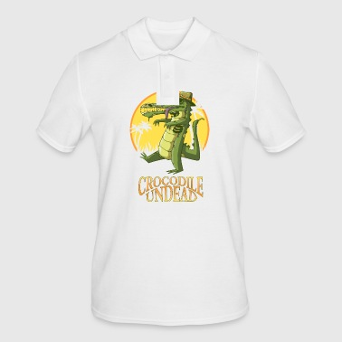 Crocodile undead - Men's Polo Shirt