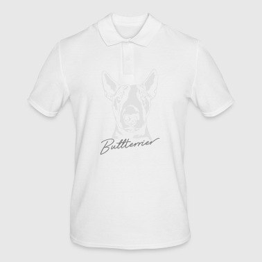 BULL TERRIER - Men's Polo Shirt