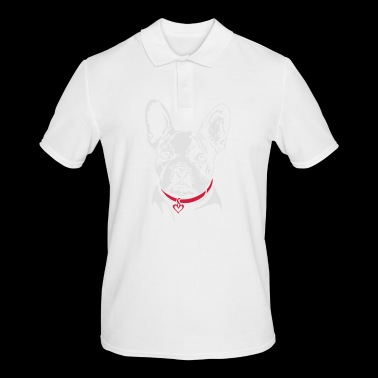 French Bulldog - French Bulldog - Men's Polo Shirt
