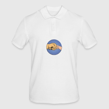 father and son - Men's Polo Shirt