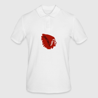spirituality - Men's Polo Shirt