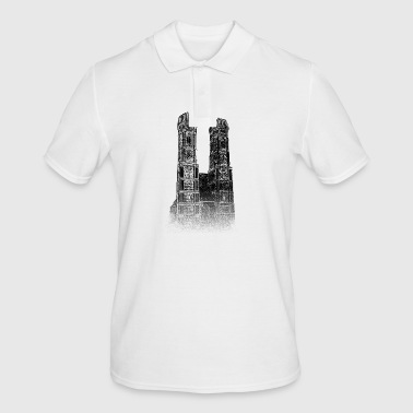 Around The World: Frauenkirche - München - Männer Poloshirt