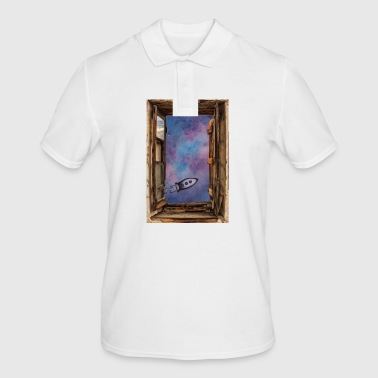 Window on 'universe - Men's Polo Shirt