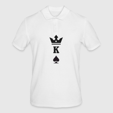King of Spades - Men's Polo Shirt