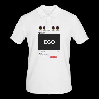 Instagram EGO - Men's Polo Shirt