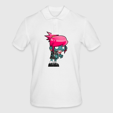 Zombie teen - Men's Polo Shirt