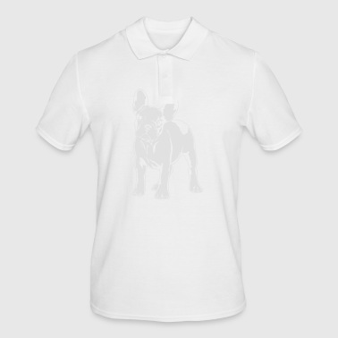 FRENCH BULLDOG - FRENCH BULLDOG standing - Men's Polo Shirt