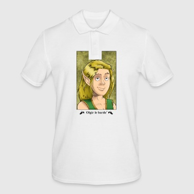 Elf portrait - Men's Polo Shirt