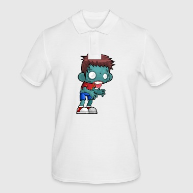 Teen zombie - Men's Polo Shirt
