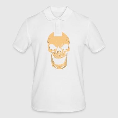 Skeleton Aggressive - Men's Polo Shirt