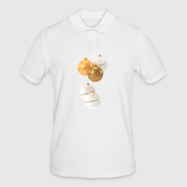 Christmas Decorations - Men's Polo Shirt