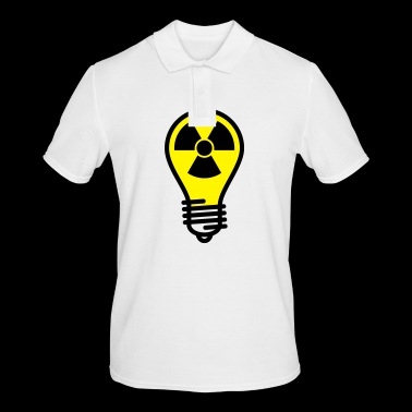 ampoule radioactive - Polo Homme