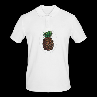 Pineapple pineapple - Men's Polo Shirt