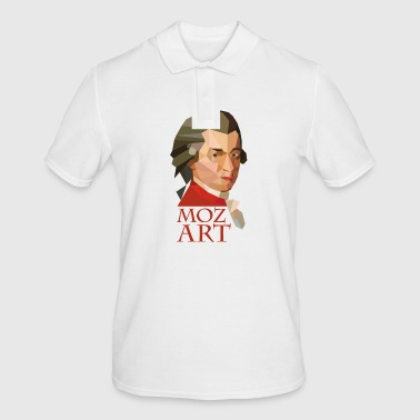 Mozart - Men's Polo Shirt