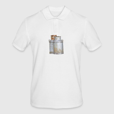 milk - Men's Polo Shirt