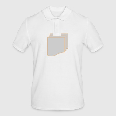over and over - Men's Polo Shirt