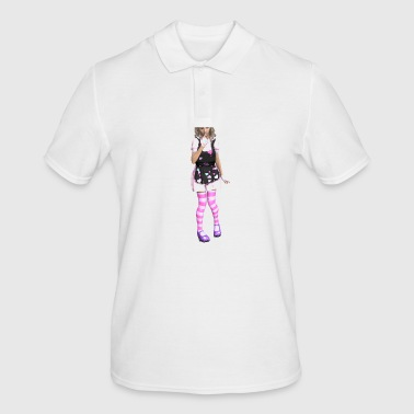 Sexy girl - Men's Polo Shirt