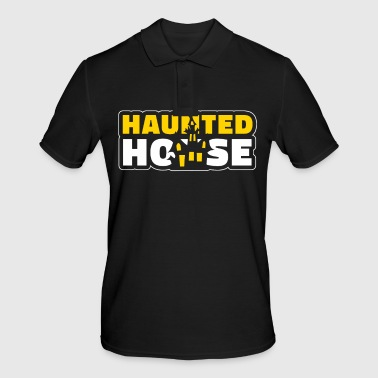 Haunted House Haunted House Haunted House Halloween - Polo da uomo