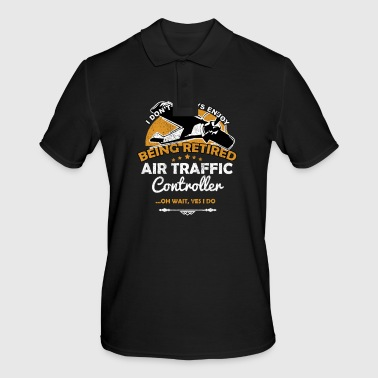Retired Air Traffic Controller - Men's Polo Shirt