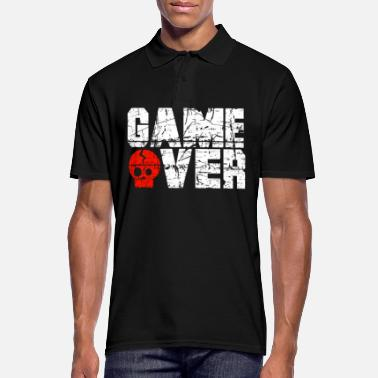 Game Over Game over - Polo da uomo