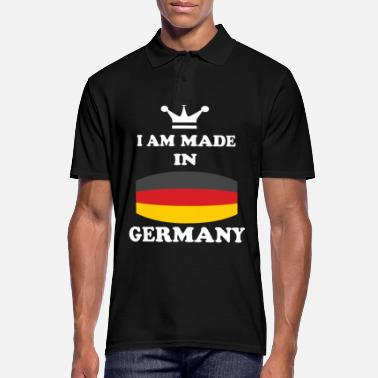 Country Germany country and countries - Men's Polo Shirt