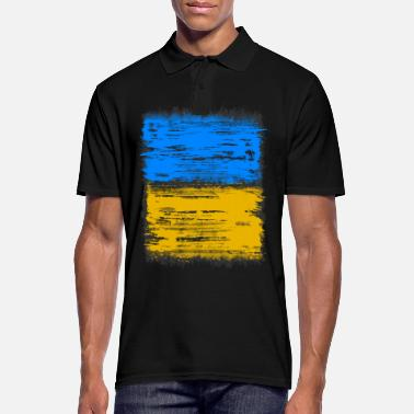 Eu Ukraine - Men's Polo Shirt