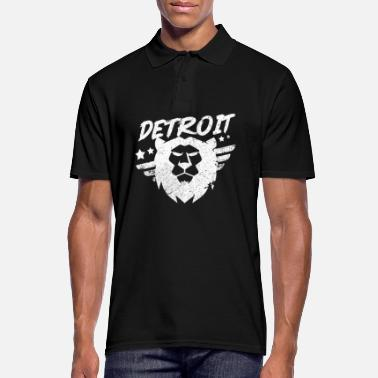 Detroit Detroit - Men's Polo Shirt