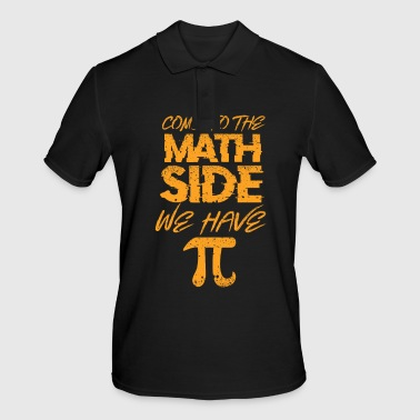 Math math - Men's Polo Shirt