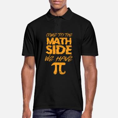 Maths Math math - Polo Homme