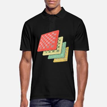 Chess Chess Gift for Chess Players - Men's Polo Shirt