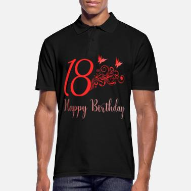 18th Birthday 18th birthday - Men's Polo Shirt