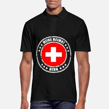 Suisse MY HOME BERN - Polo Homme