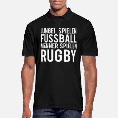 Rugby rugby - Men's Polo Shirt